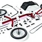 pieces trike Azub